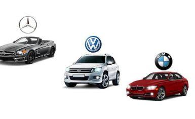 Марки немецких автопроизводителей