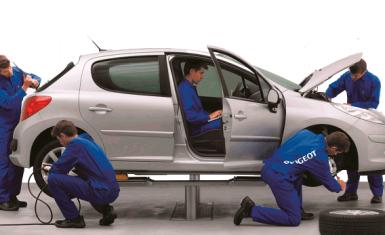Правила проведения гарантийного ремонта авто