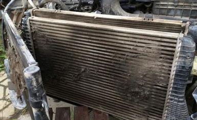 Как помыть радиатор и не загнуть соты