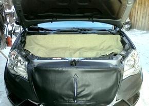 kompleksnoe uteplenie motora - Чем можно утеплить двигатель автомобиля своими руками