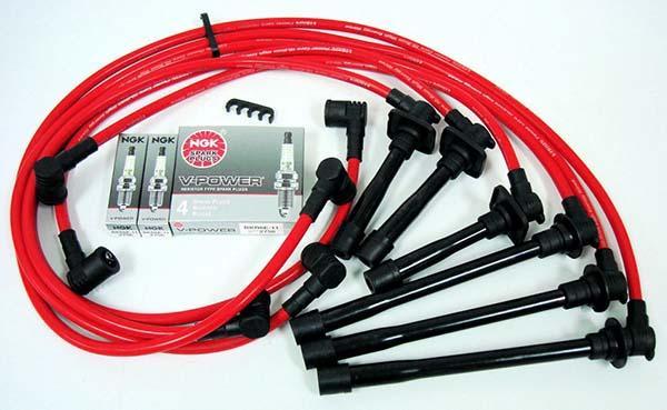 Как выбрать высоковольтные провода зажигания