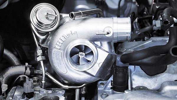 Проверка на неисправности турбины дизельного двигателя