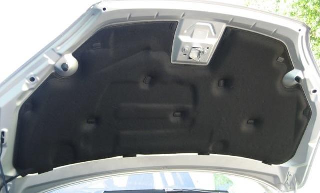 2107909358 - Чем можно утеплить двигатель автомобиля своими руками