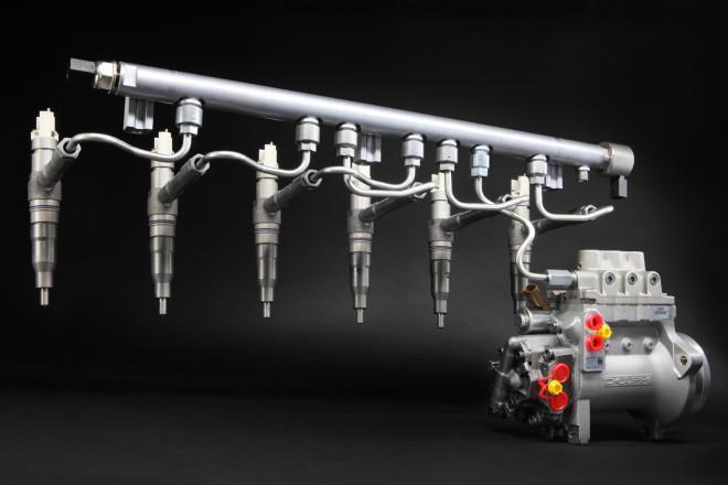 Топливная система Common Rail описание и принцип работы
