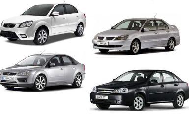 Выбор авто за 300 000 рублей