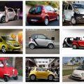 маленькие машины для женщин