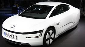 Volkswagen XL-1 расход топлива
