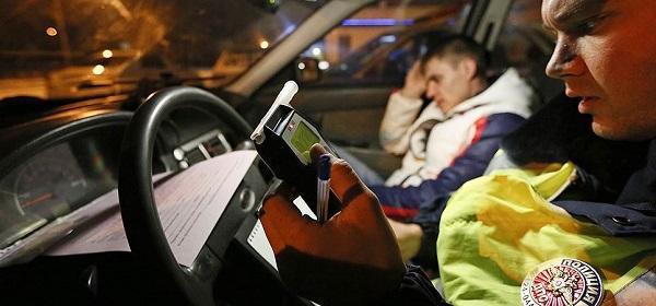 штраф за вождение в состоянии алкогольного опьянения
