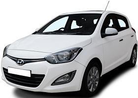 Hyundai i20 CRDi расход топлива