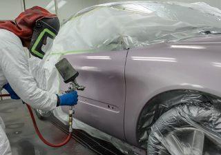 Как качественно покрасить авто своими руками