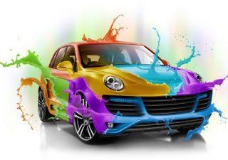 Подбираем  краску для авто правильно