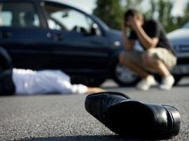 ответсвтенность за сбитого пешехода
