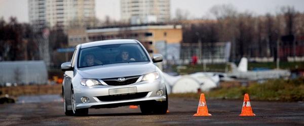 курсы экстремального вождения