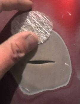 ремонт бампера стекловолокном