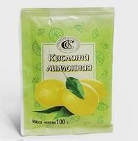 промывка радиатора лимонной кислотой