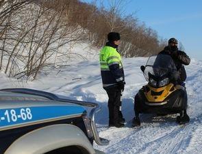 получение прав на управление снегоходом