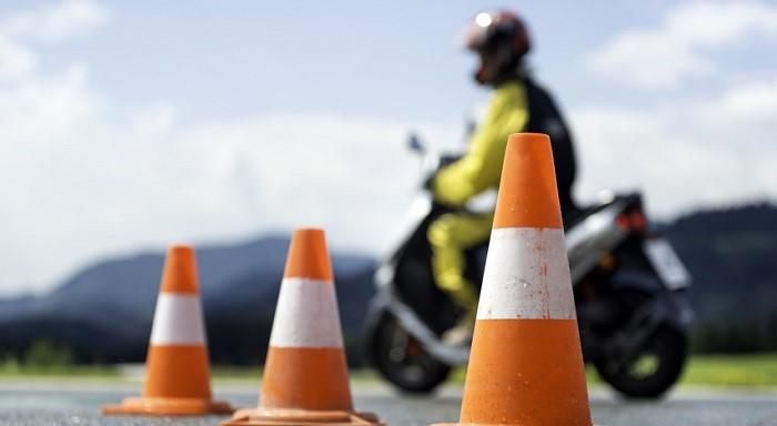 нужні ли права на скутер