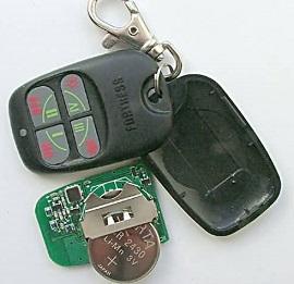 батарейка автосигнализации