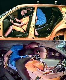 штраф за непристегнутый ремень пассажира
