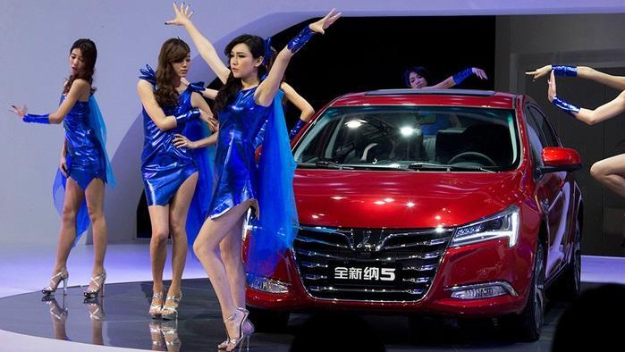 эмблемы китайских автомобилей