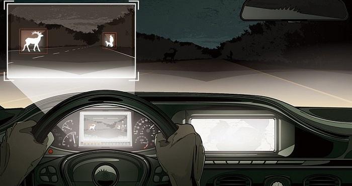 видеорегистратор ночного видения