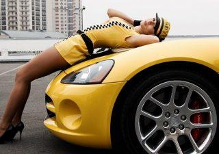 Лучшие машины для такси