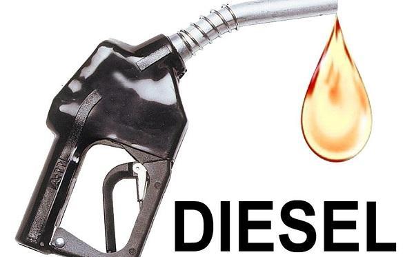 Плотность дизельного топлива таблица
