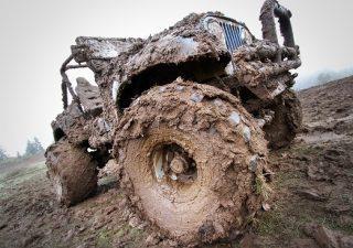 Как не ошибиться в выборе грязевой резины