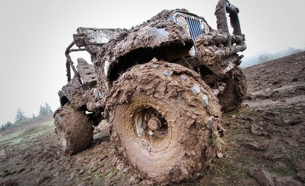 грязевая резина