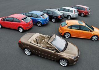 Классификация кузовов автомобилей