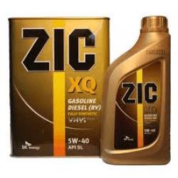 ZIC XQ 5W40
