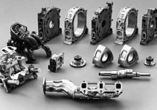 Конструктивные особенности роторного двигателя