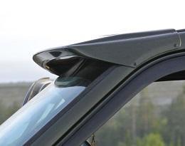 Козырек на лобовое стекло солнцезащитный: какой купить, установить