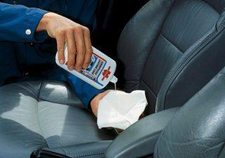 Правильный уход за автомобильной кожей
