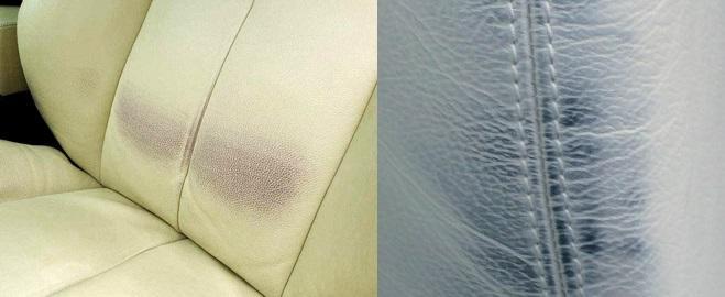 как почистить кожаные сиденья