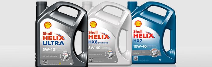 подделка масла Shell