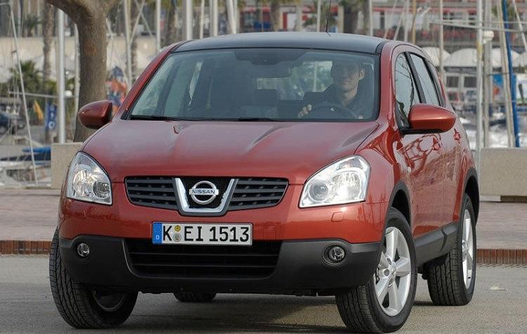Nissan Qashqai 2008 - 2010