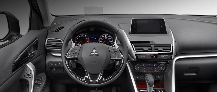 Начало продаж Mitsubishi Eclipse Cross в России